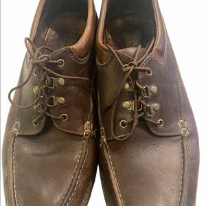 Cole Haan Country Men's Brown Leather  •  Size 11